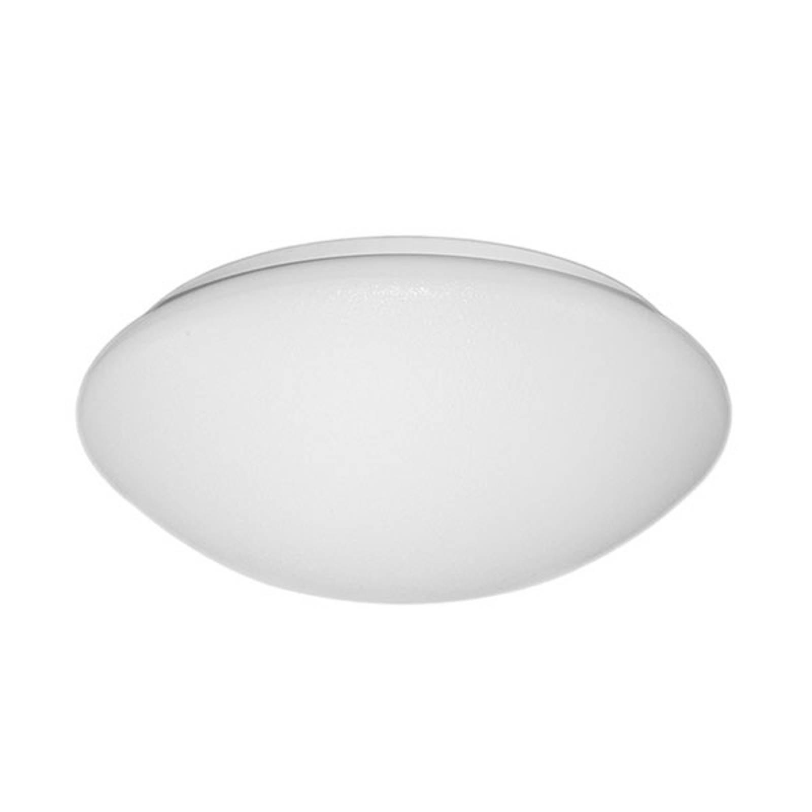 LED-taklampe, bruddsikker, 27 W, 3 000 K