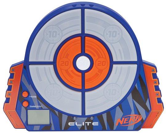 Nerf Elite Strike And Score Digital Target