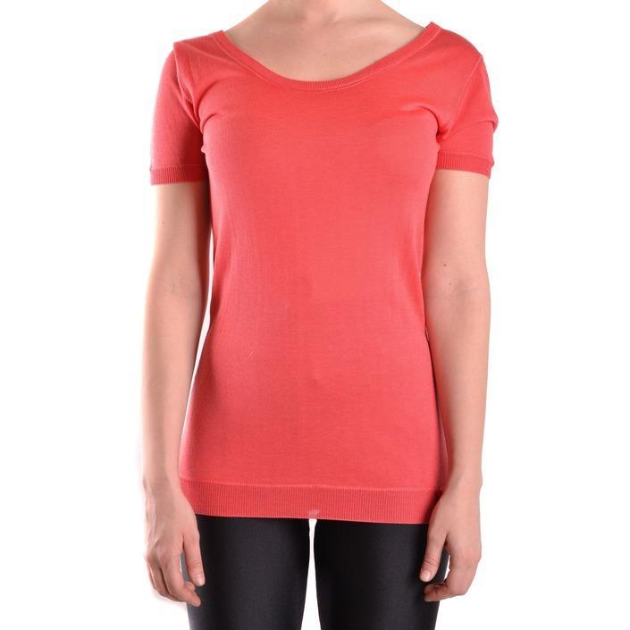 Elisabetta Franchi Women's T-Shirt Coral 161208 - coral 44