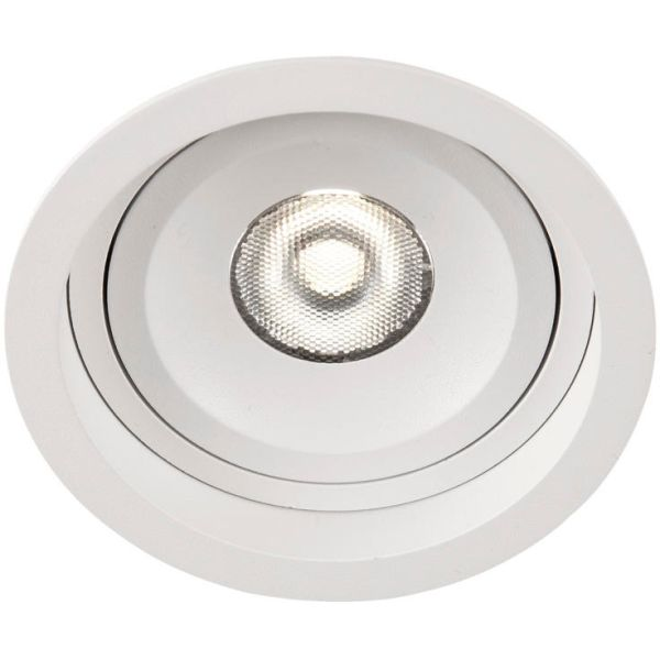 Hide-a-Lite Level Multi Downlight-valaisin 8W, valkoinen, 4000K