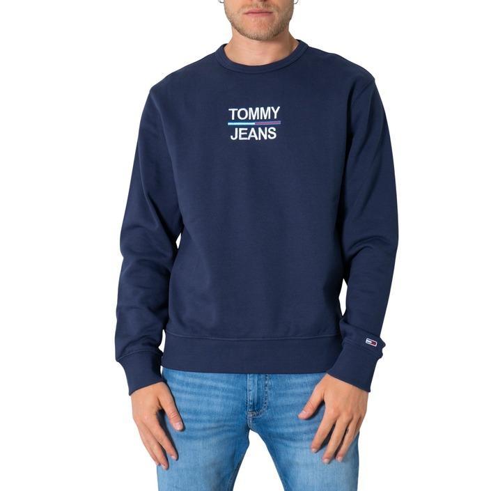 Tommy Hilfiger Jeans Men's Sweatshirt Various Colours 304995 - blue XS