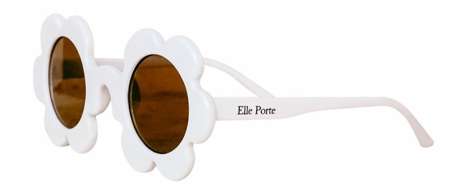 Elle Porte - Kids Sunglasses - Bellis, Marshmallow (39MASHMALLOW)