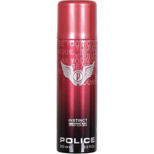 Police Contemporary Instinct Deodorant, 200 ml Police Miesten deodorantit