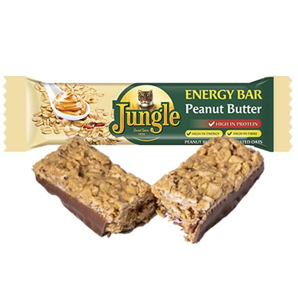 Jungle Energy Bar Peanut Butter 47g