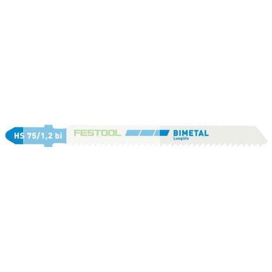 Festool HS 75/1,2 BI/5 Pistosahanterä