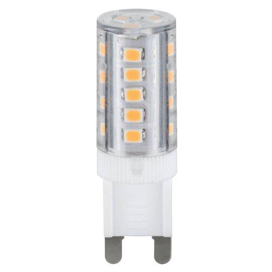 G9 3W 827 kaksikantainen LED-lamppu himmennettävä