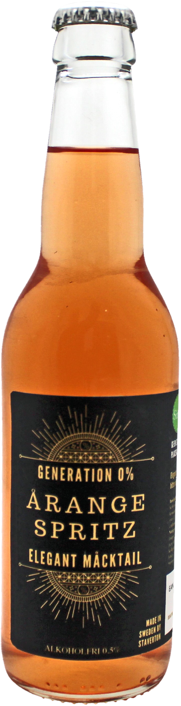 Mocktail Årange Spritz - 39% rabatt