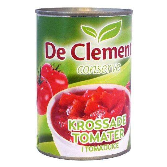 Krossade Tomater i Tomatjuice - 44% rabatt