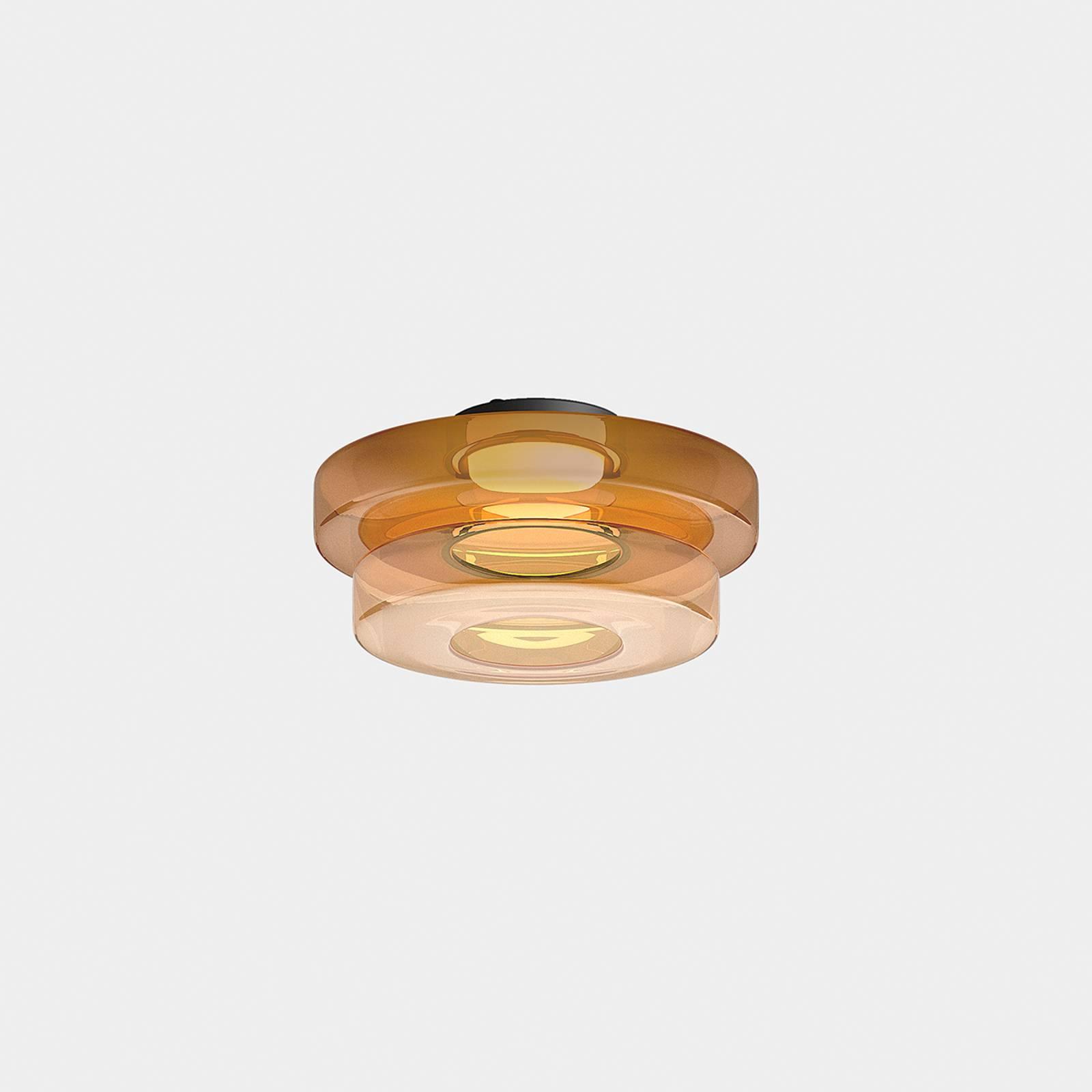LEDS-C4 Strada -kattovalo Phase K 24 cm, meripihka