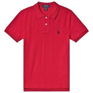 Ralph Lauren Logo Pikétröja Röd L (14-16 years)
