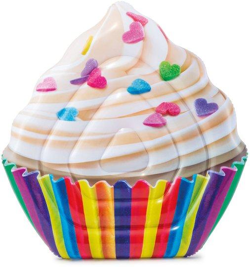 Intex Bademadrass Cupcake