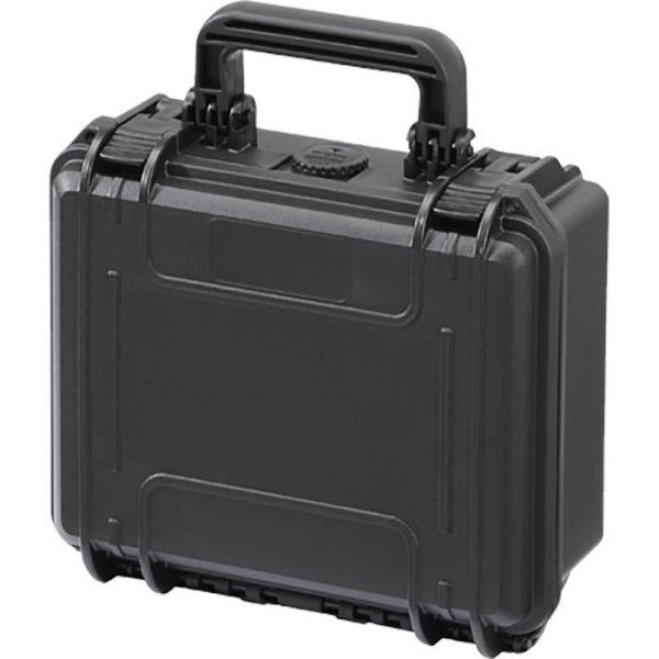 MAX cases MAX235H105 Oppbevaringsveske vanntett, 4,48 liter tom
