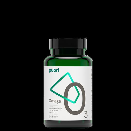 O3 Omega-3, 60 kapslar