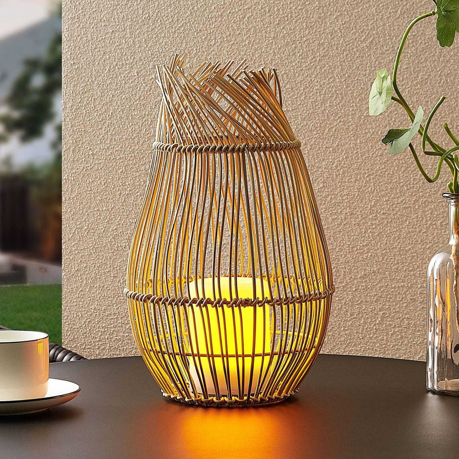Lindby Soliana -aurinko-koristevalaisin, k 31cm
