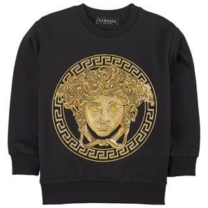 Versace Medusa Tröja Svart 4 år