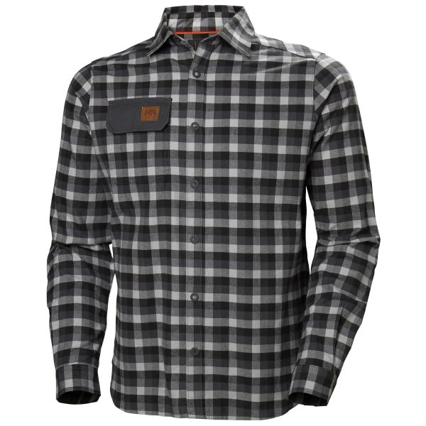 Helly Hansen Workwear Kensington Skjorte grå S