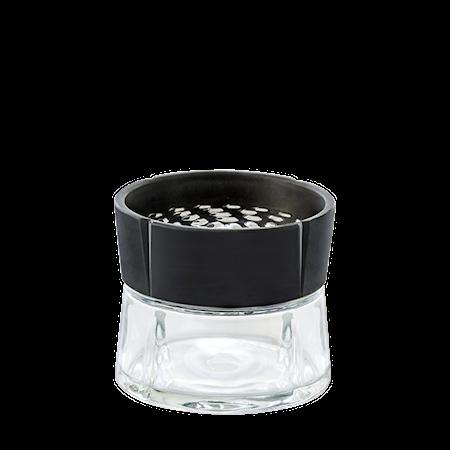 Grand Cru Grater 25 cl svart / stål