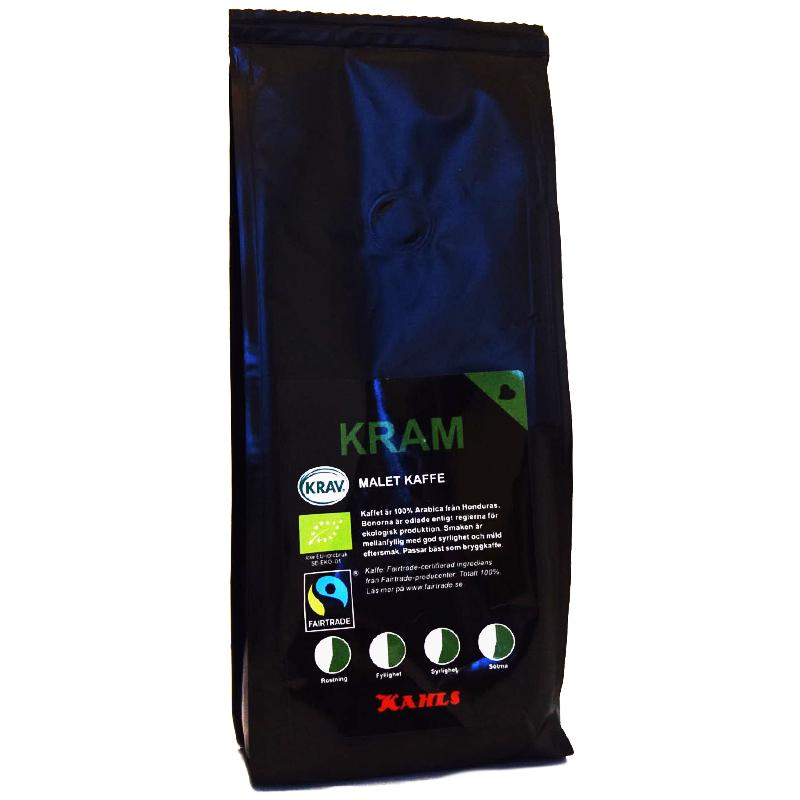 """Kaffe """"Kram"""" 200g - 29% rabatt"""