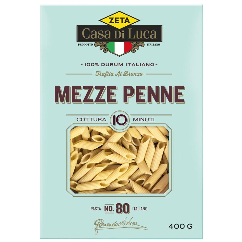 "Pasta ""Mezze Penne"" 400g - 18% rabatt"