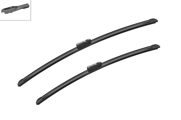 Flatbladesats A862S 600/530
