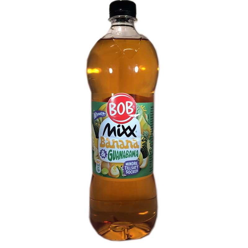 Saft BOB Mixx Banana & Guanabana - 85% rabatt