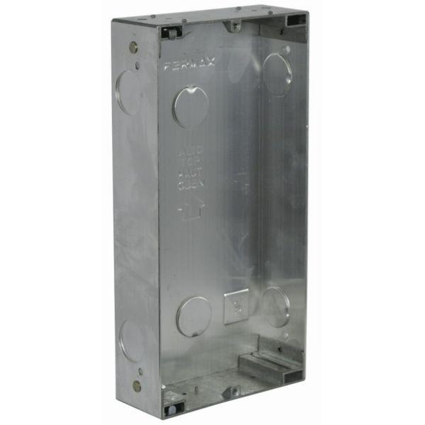 Axema 3-8852 Upotuskotelo alumiini, Skyline-laitteelle 1 moduuli