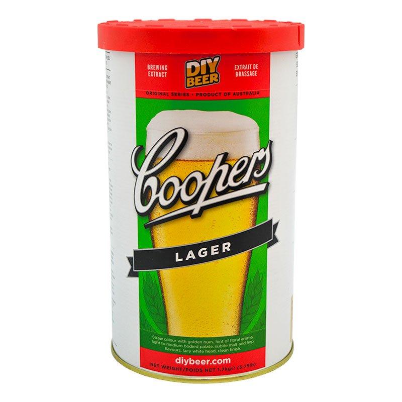 Coopers Ölsats Lager