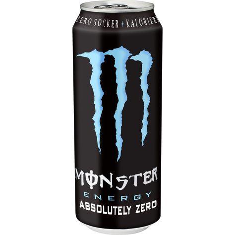 Monster Absolutely Zero 500ml