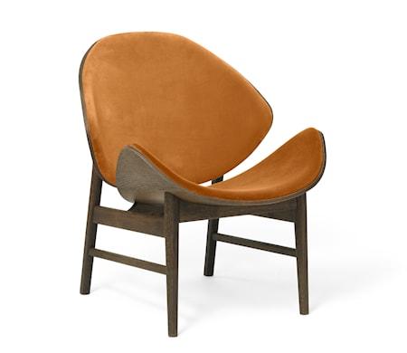 The Orange Lounge Chair Amber Sammet Smoked Ek