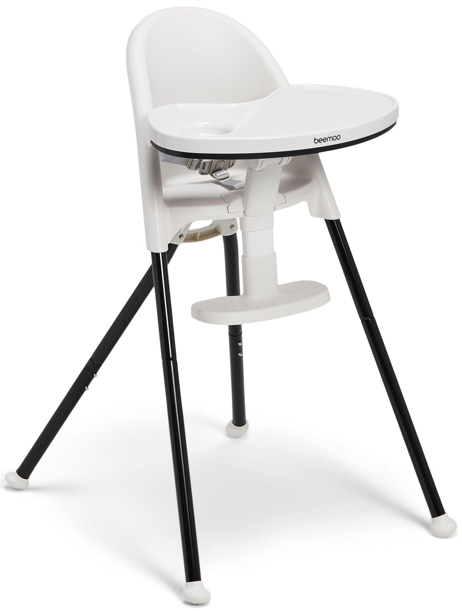 Beemoo Simple Syöttötuoli, White