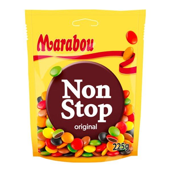 Marabou Non Stop Party Size - 225 gram