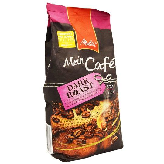 Kaffebönor Mörkrost 1kg - 45% rabatt