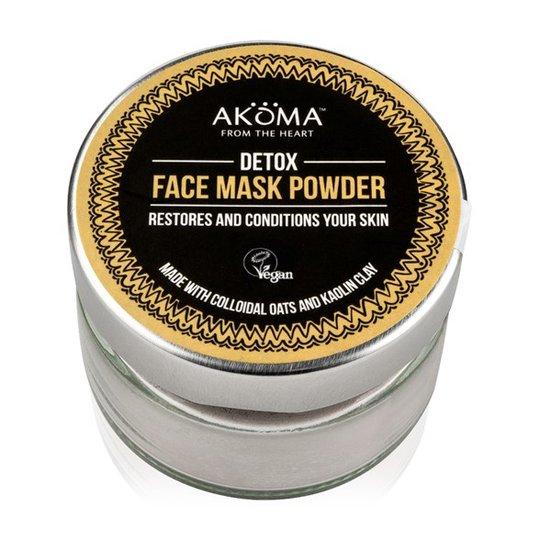 Akoma Detox Face Mask Powder, 55 g
