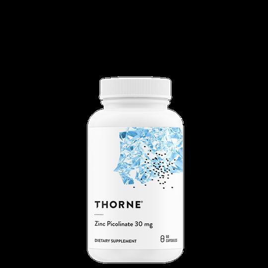 Zinc Picolinate 30 mg, 60 kapslar