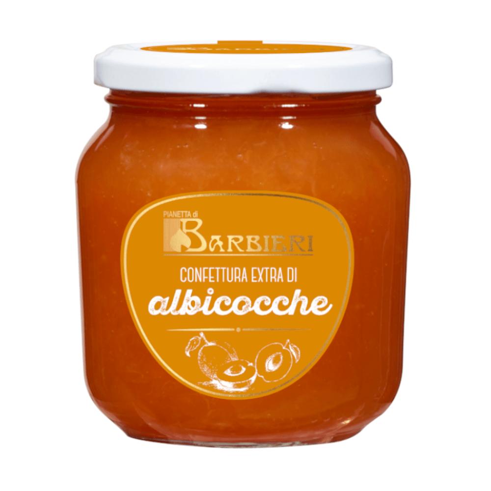 Apricot Jam 400g by Pianetta di Barbieri