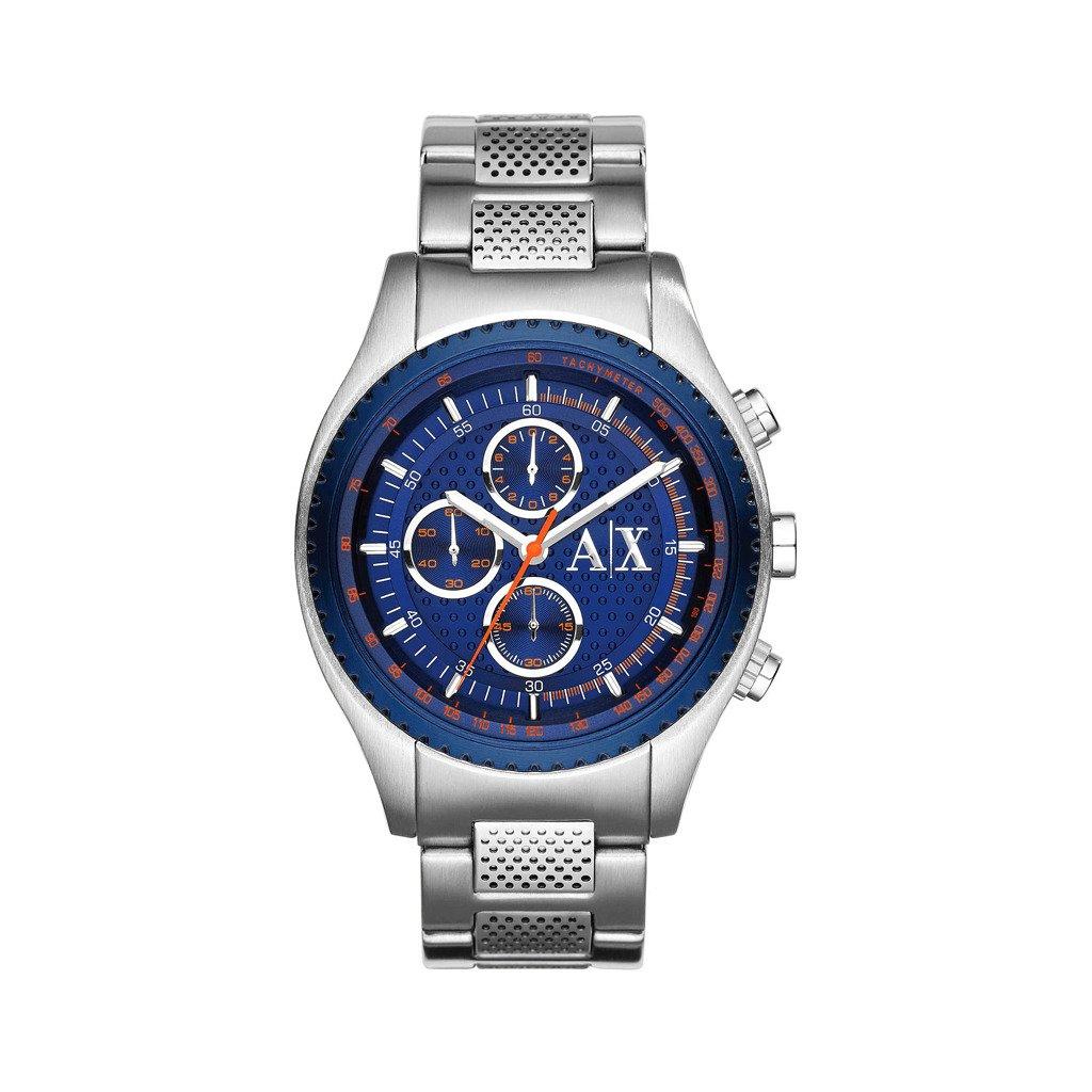 Armani Exchange Men's Watch Grey AX1607 - grey NOSIZE
