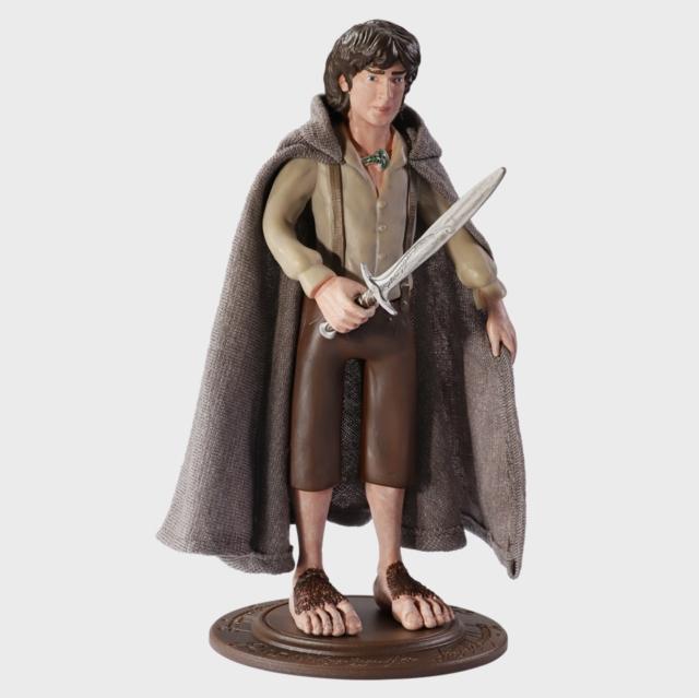 Lord Of The Rings Frodo Baggins Bendyfig Figurine