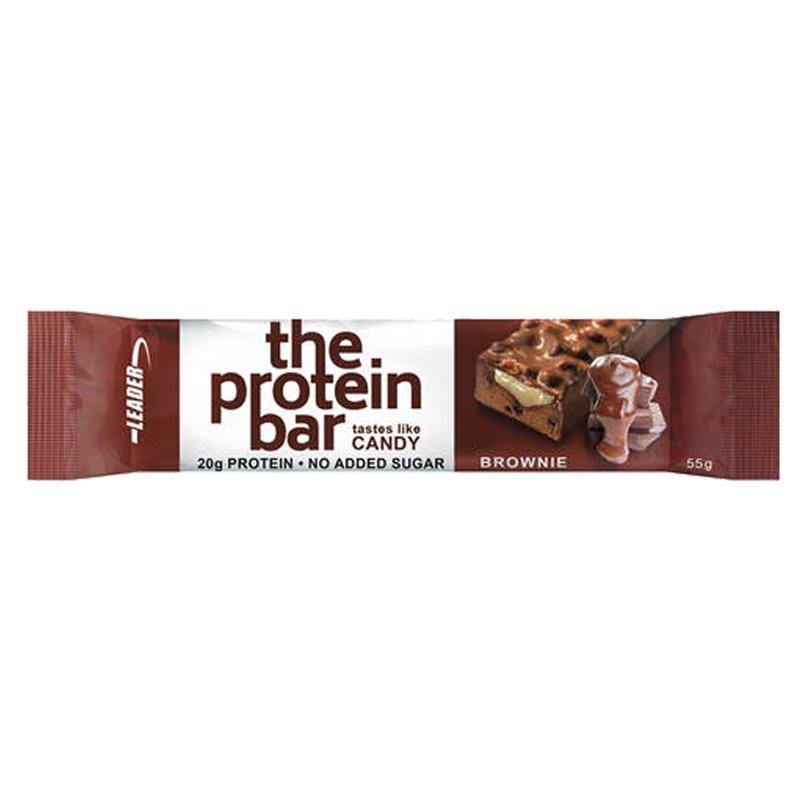 Proteiinipatukka Crispy Brownie - 39% alennus