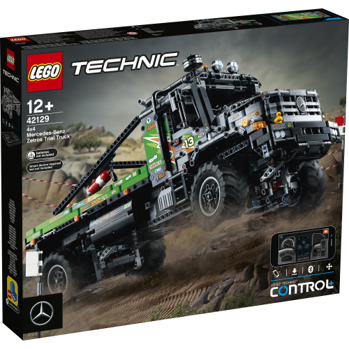 LEGO Technic - 4×4 Mercedes-Benz Zetros (42129)