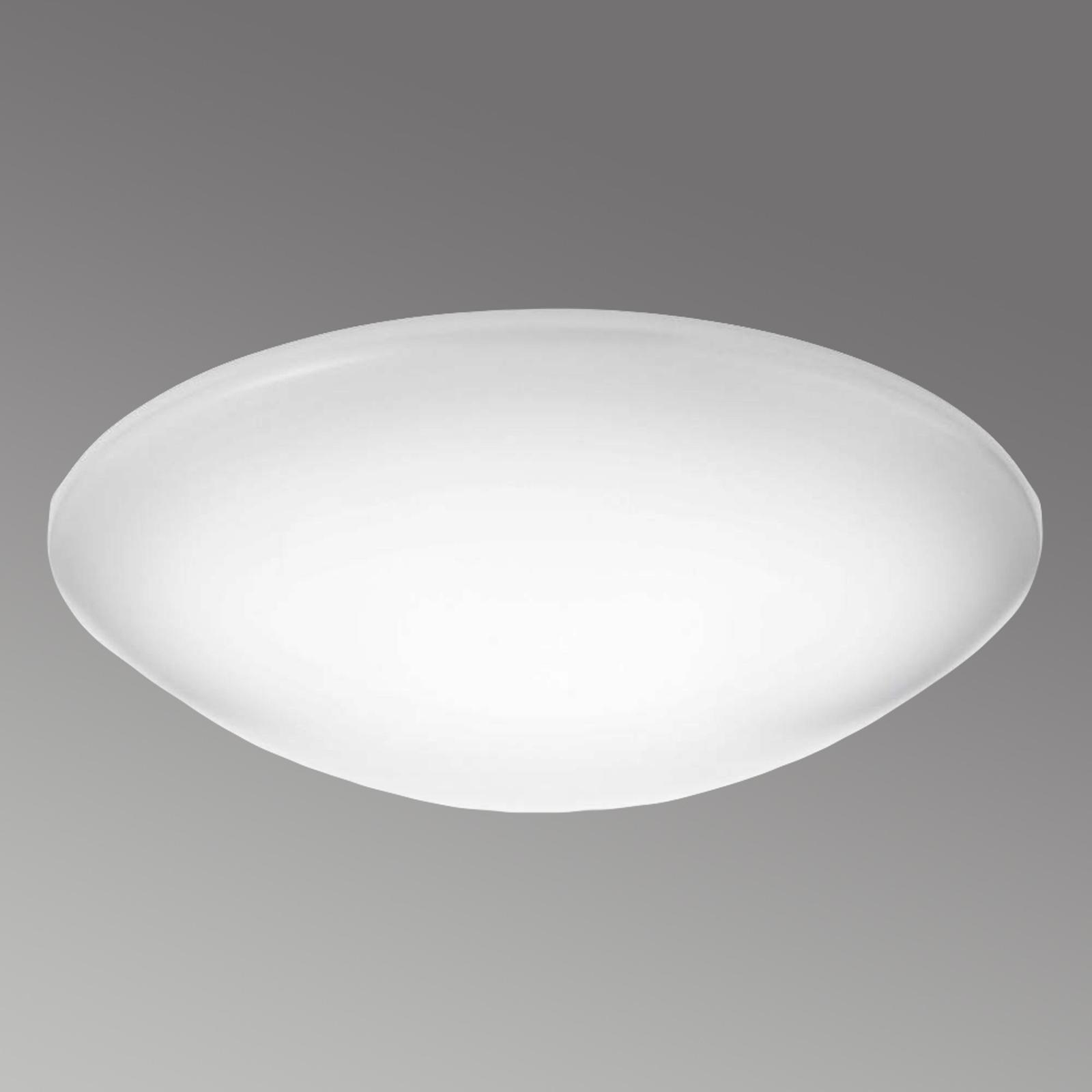 Suuri muovinen Suede-LED-kattovalaisin