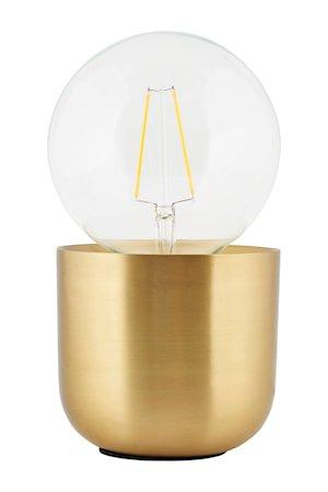 Gleam Bordslampe Messing H:10,5 cm