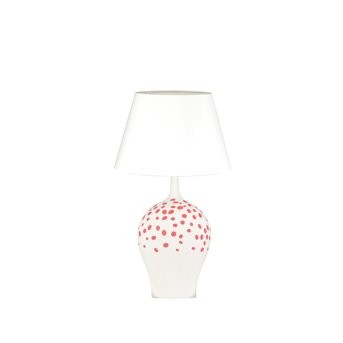 William Yeoward | Angelica Table Lamp | Rouge