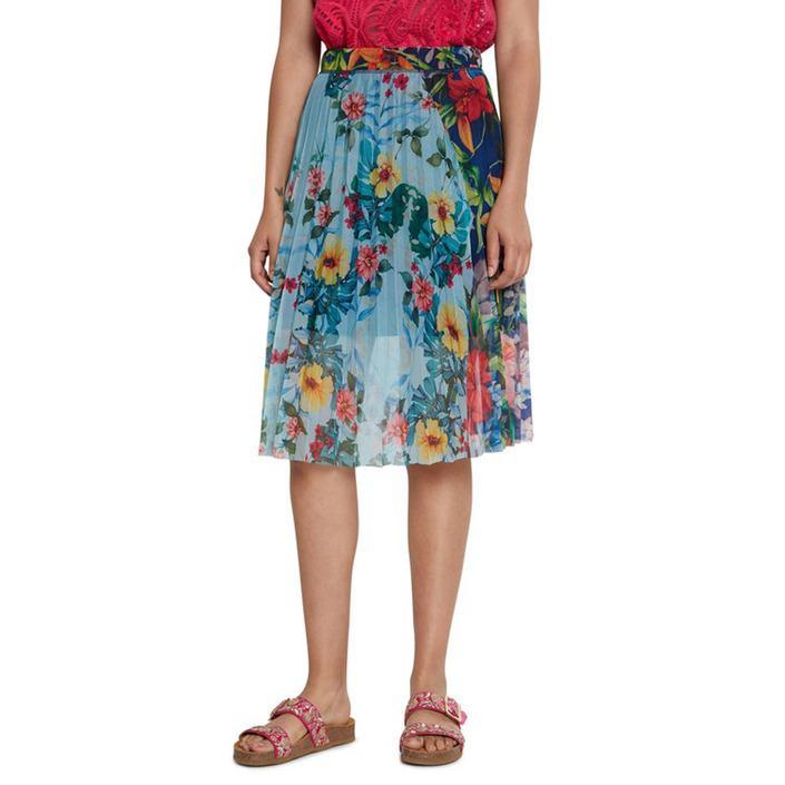 Desigual Women's Skirt Multicolor 204868 - multicolor S