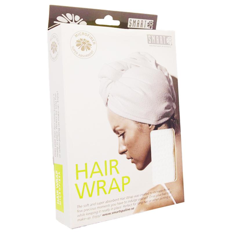 """Hårhandduk """"Hair Wrap"""" - 50% rabatt"""