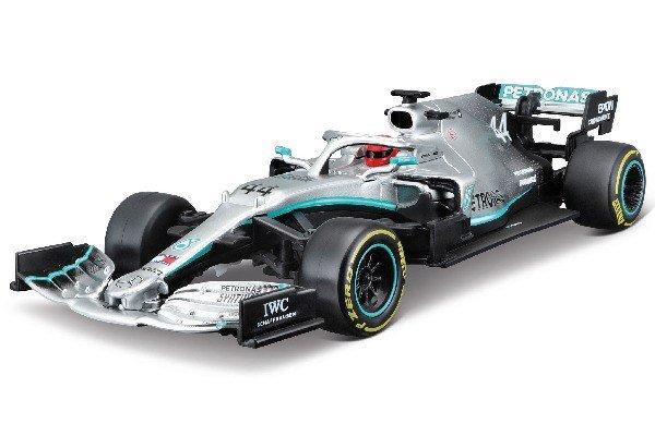 F1 MERCEDES BENZ AMG W10 R/C 2,4GHZ, LI-ION + USB (140060)