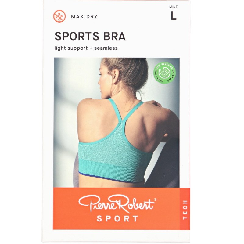 Urheiluliivi Light Support Mint Koko L - 60% alennus