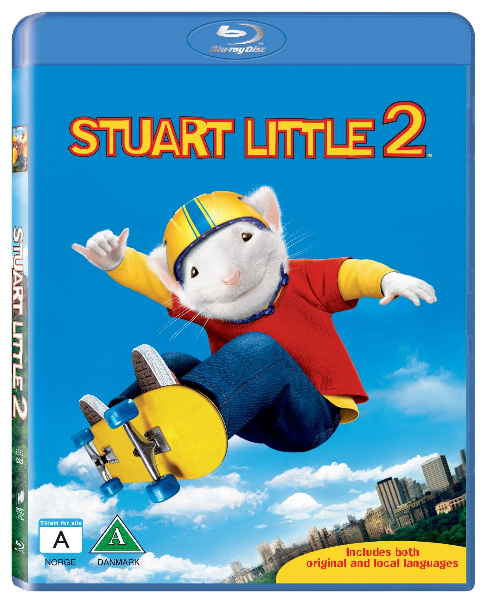 Stuart Little 2 - Blu Ray