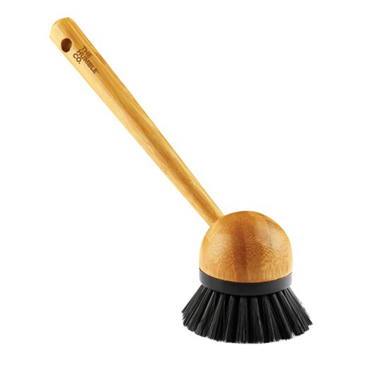 "Tiskiharja ""Humble Brush"" Musta - 38% alennus"