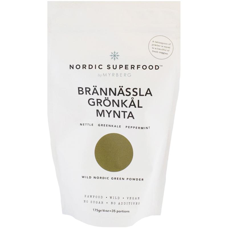 Brännässla Grönkål Mynta - 48% rabatt