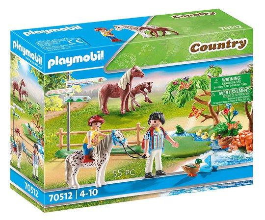 Playmobil 70512 Ponnitur